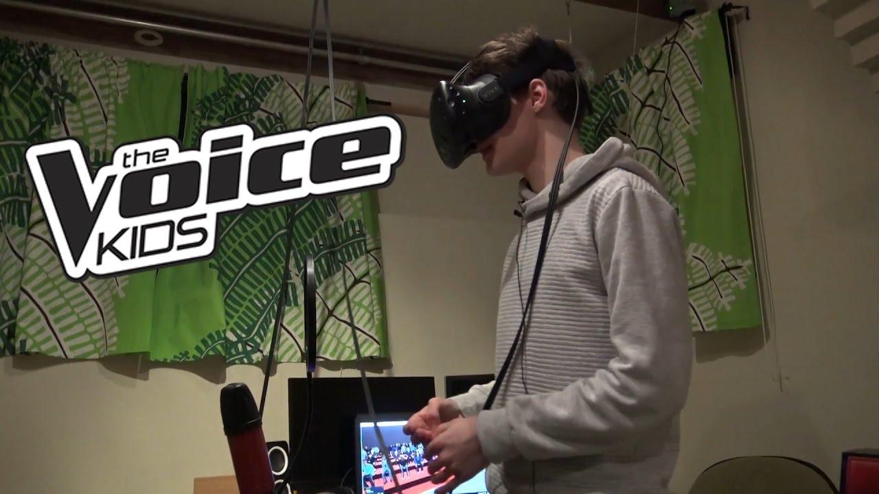 Voice kid voice of holland toby houben - 16 april: Innovatieve vader helpt VRoicekid Toby Houben met podiumangst