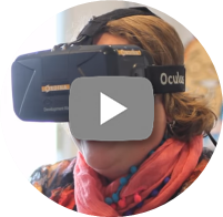 BGFRondje - Virtual Reality Presentatietraining