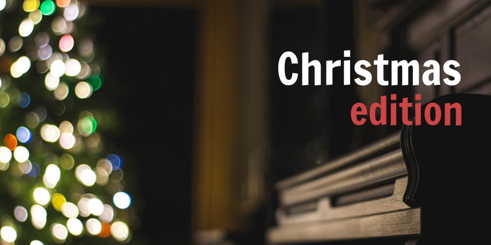 ChristmasEdition - Christmas edition (AI...te laat)