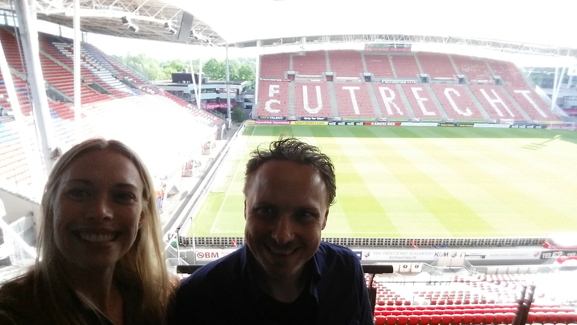 20180517 172446 - Presentation & Workshop Strategic Days 2018 HU @ Galgenwaard Stadion