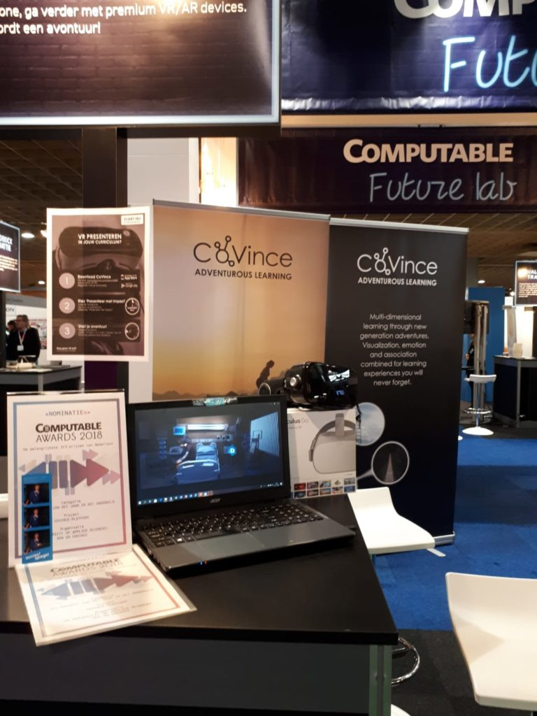 covincenot edutech virtualreality 5 768x1024 - NOT2019 @Jaarbeurs