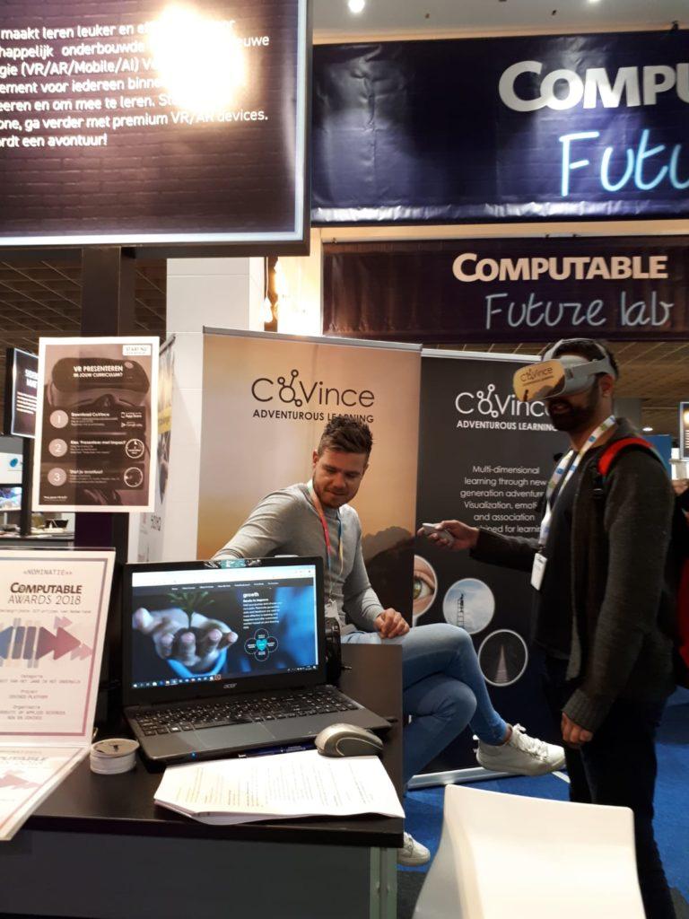 covincenot edutech virtualreality 6 768x1024 - NOT2019 @Jaarbeurs